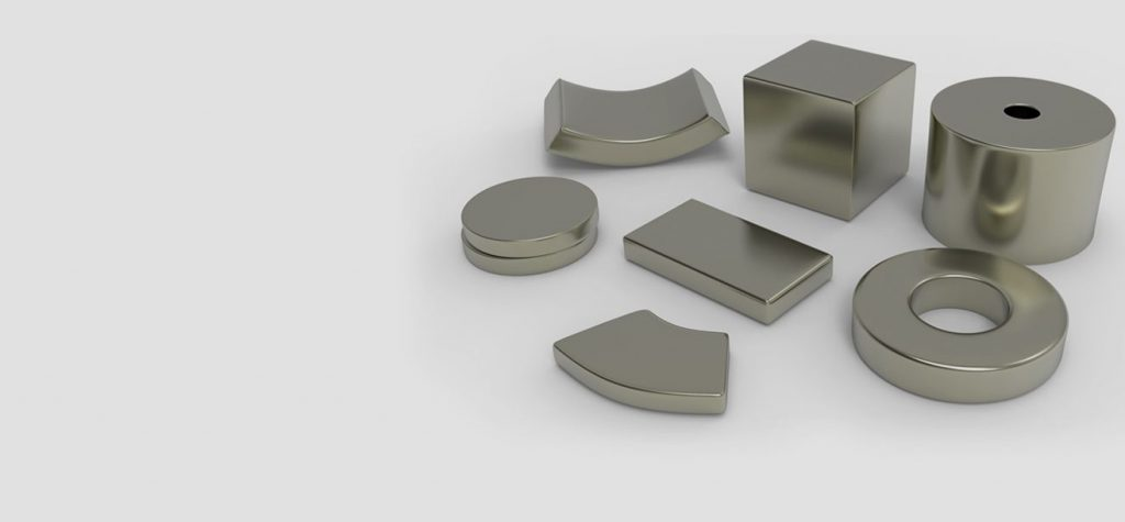different shape neodymium magnet